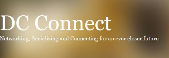 DC Connect - Networking, Socializing and Connecting for an ever closer future