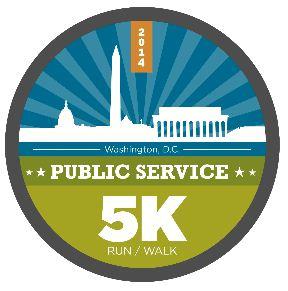 Public Service 5K - Sunday, May 4, 2014