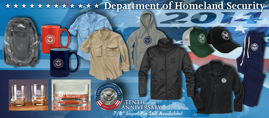 Homeland Security Employee Association Online Gift Store | Welcome ...