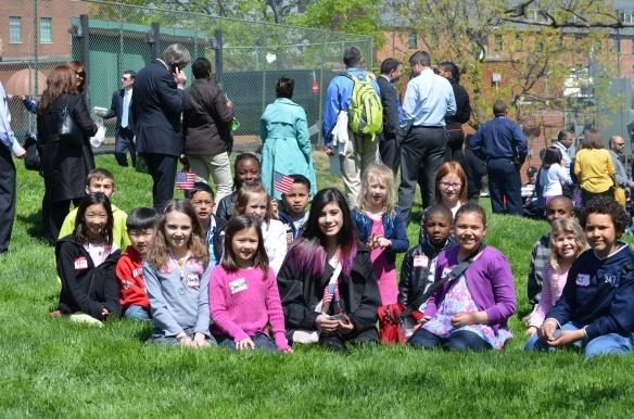 Kids Day @ DHS - Thursday, April 24, 2014