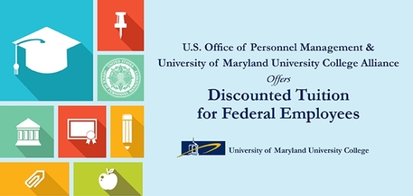 OPM - UMUC Alliance Offers 25% Tuition Discount for Federal Employees