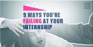 9 Ways You Are Failing