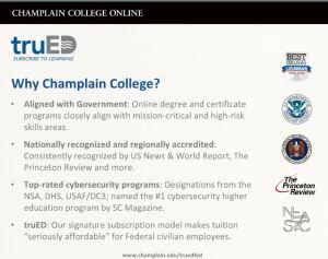 Champlain Online College
