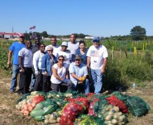 Gleaning Group on 9-11