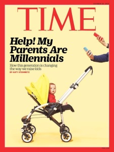 Help!  My Parents are Millennials!