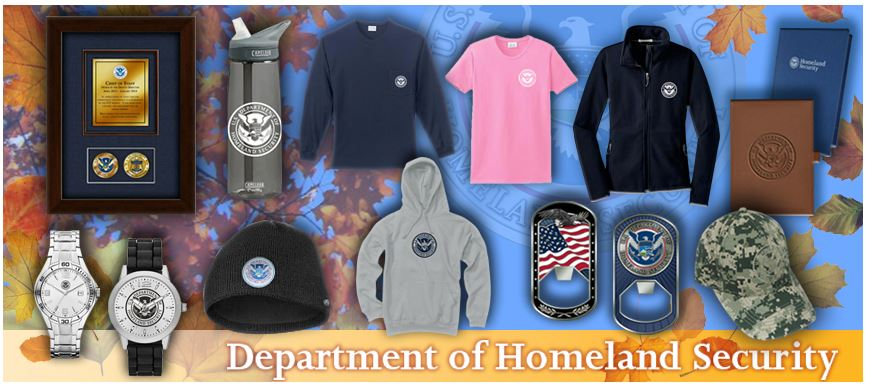 Get Your DHS Branded Merchandize at the Online DHS Gift Shop ...