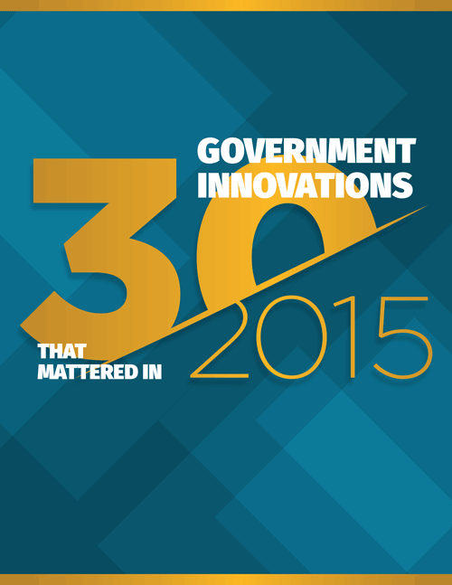 GovLoop Innovations 2015