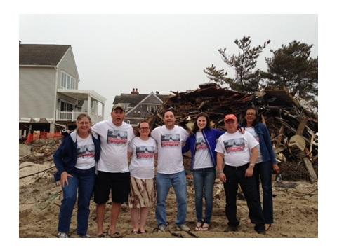 Sandy Restoration Trip